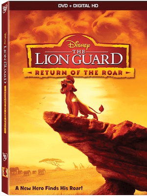 Disney The Lion Guard: Return Of The Roar Available on DVD Feb. 23