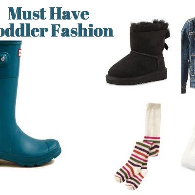 8 Items Every Toddler Girl Fashionista Needs