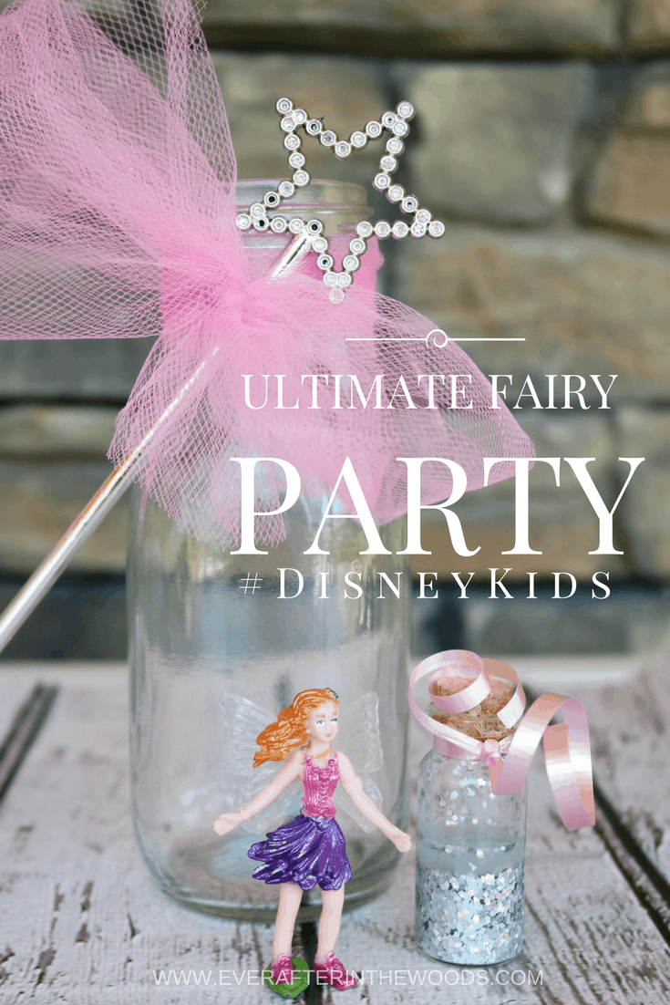 creating an easy fairy party
