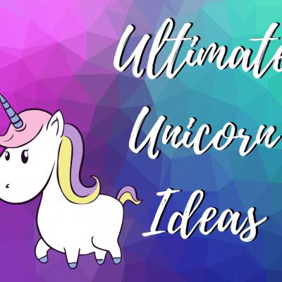 unicorn party dessert ideas