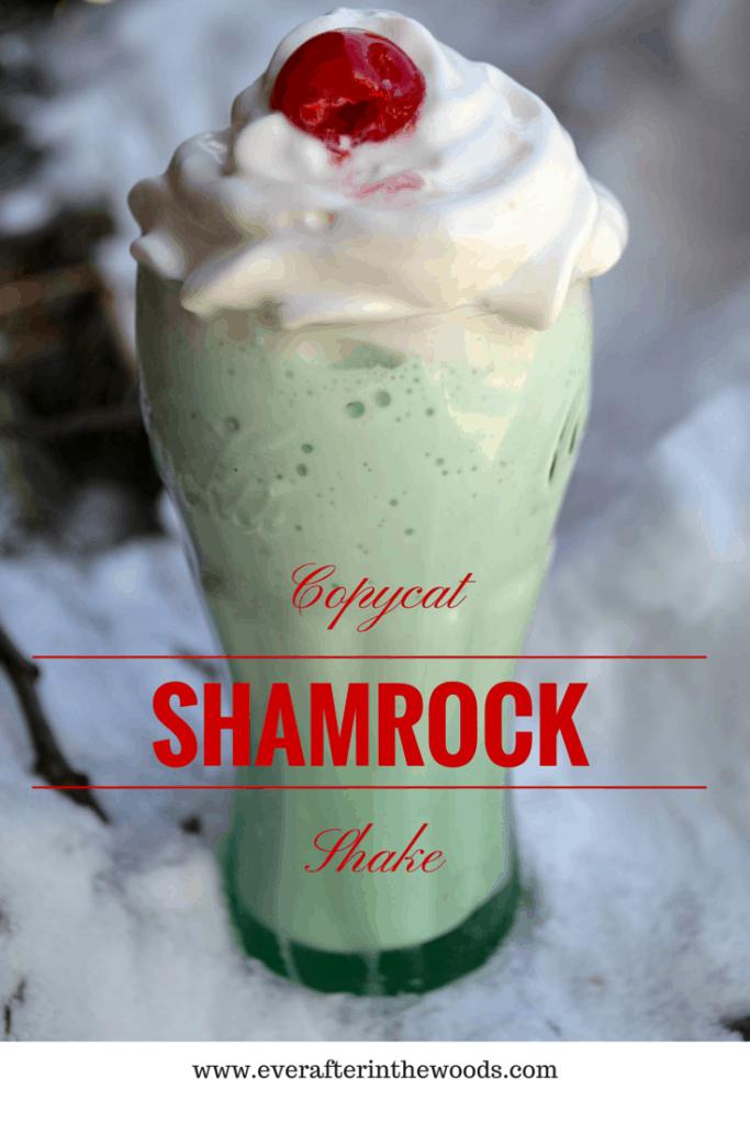 copycat shamrock shake mint mcdonalds
