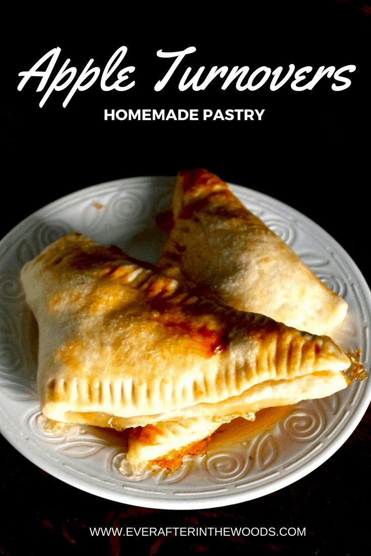 homemade apple turnovers from scratch