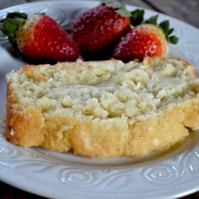 Coconut Almond Bread