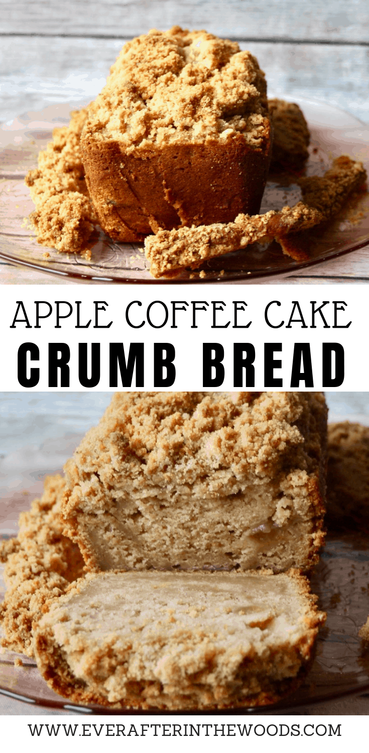 easy . to make apple bread soft and moist