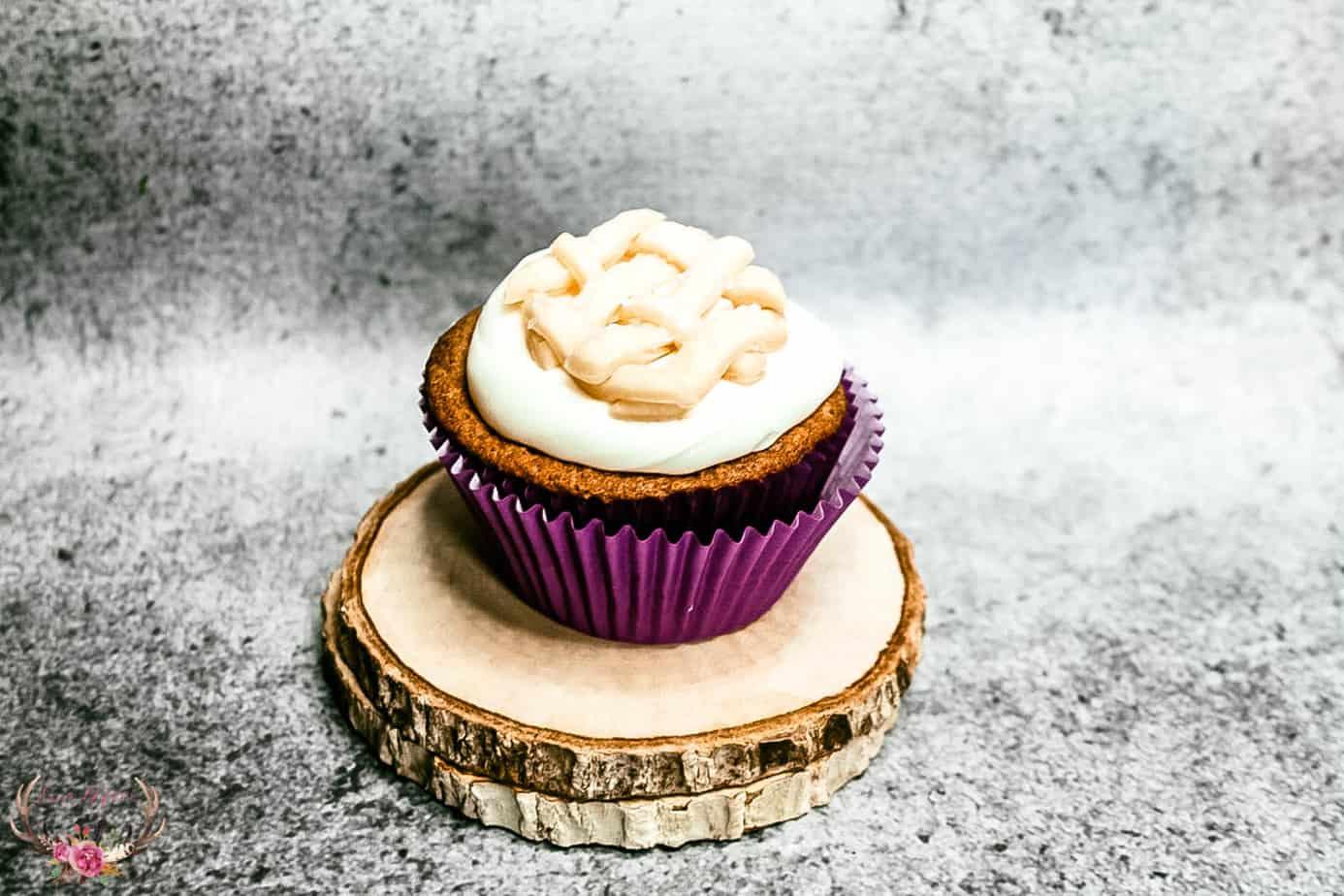 how to make cinnamon apple pie cupcakes