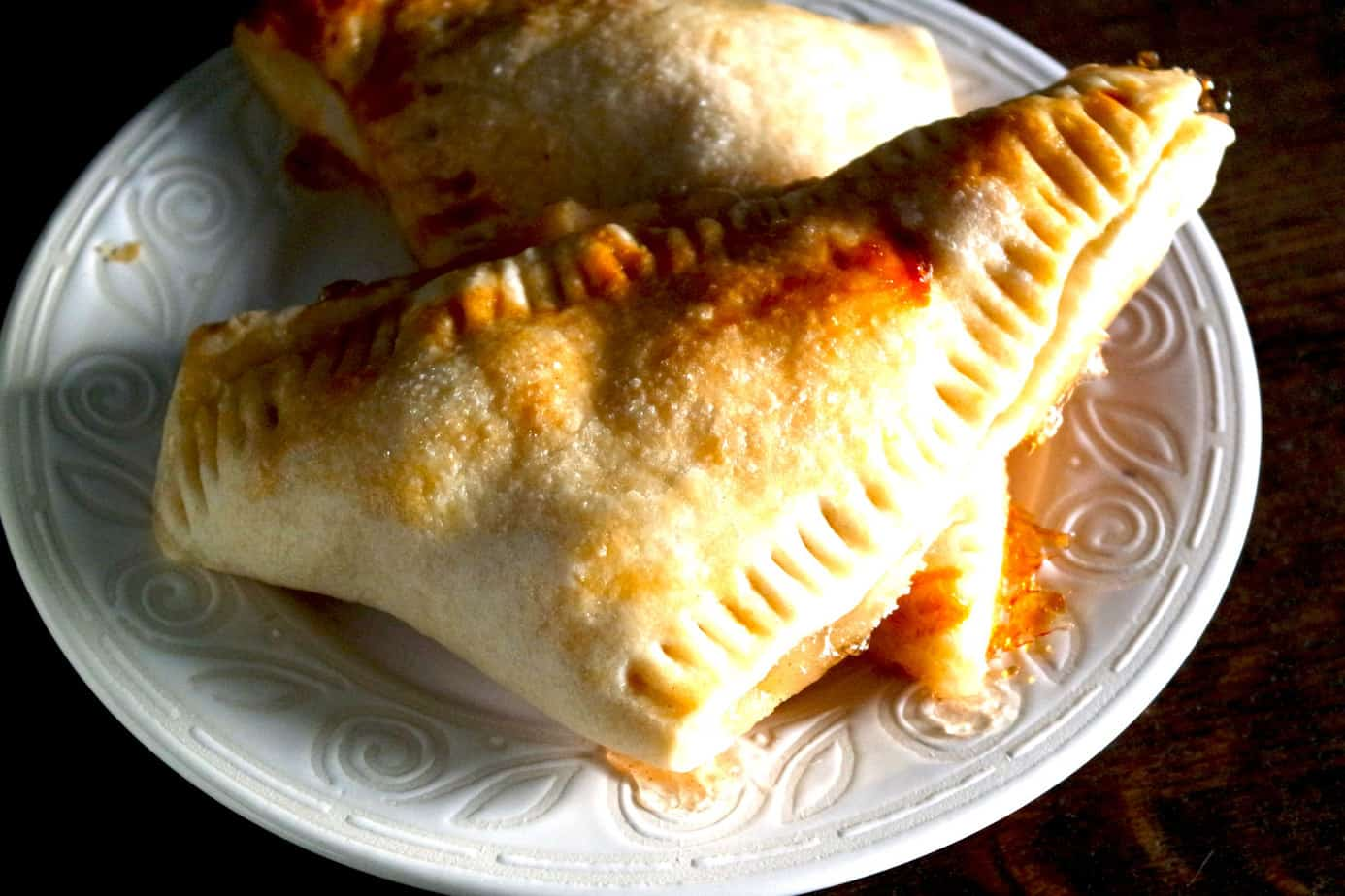 homemade apple turnovers from scratch easy to make recipe