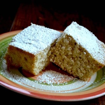 Easy Applesauce Cake - Ever After in the Woods