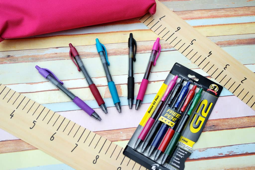 back-to-school-pilot-g2-gel-pens