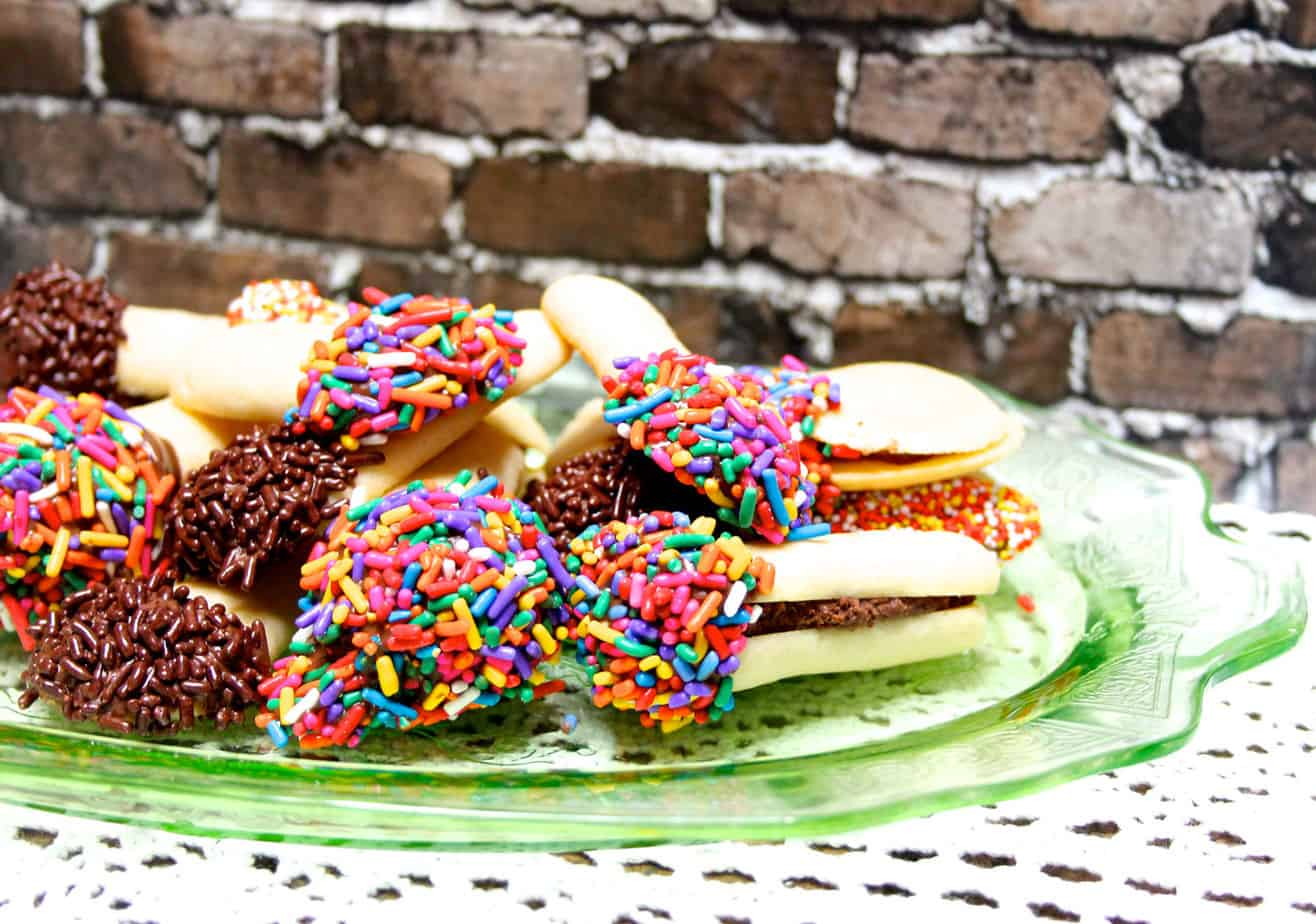 how to make italian bakery style cookies