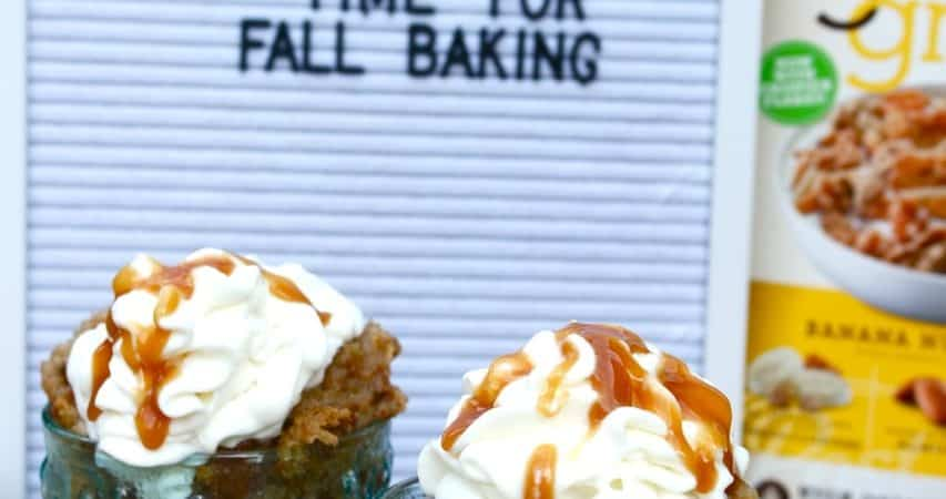 comfort fall baked goods