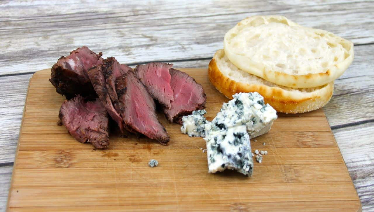 steak blue cheese