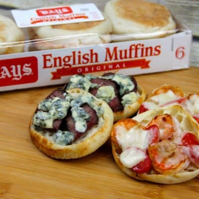2 Pizza Muffin Recipes and Pizza Genius Wanted