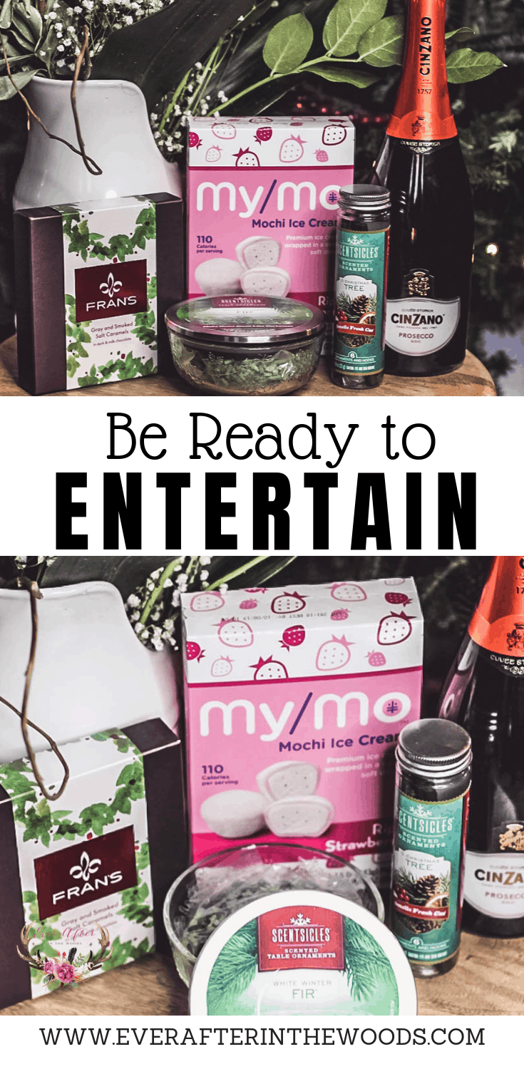 be ready to holiday entertain