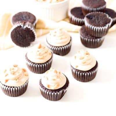 chocolate beer cupcakes