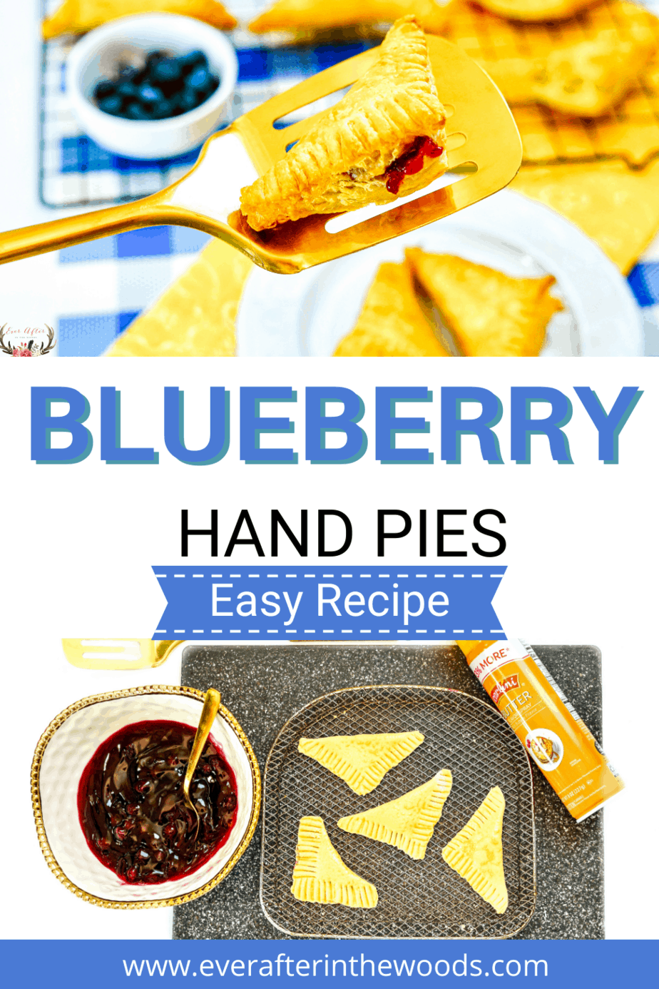 blueberry hand pies pioneer woman