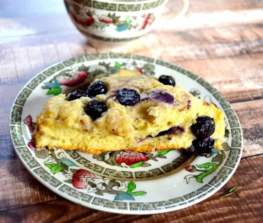 blueberry-scone