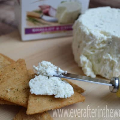 Easy Entertaining with Boursin Cheese