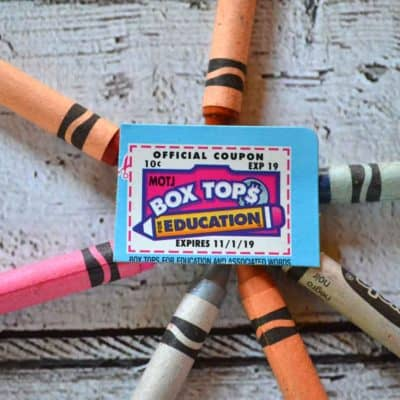 How Box Tops Can Help Your School