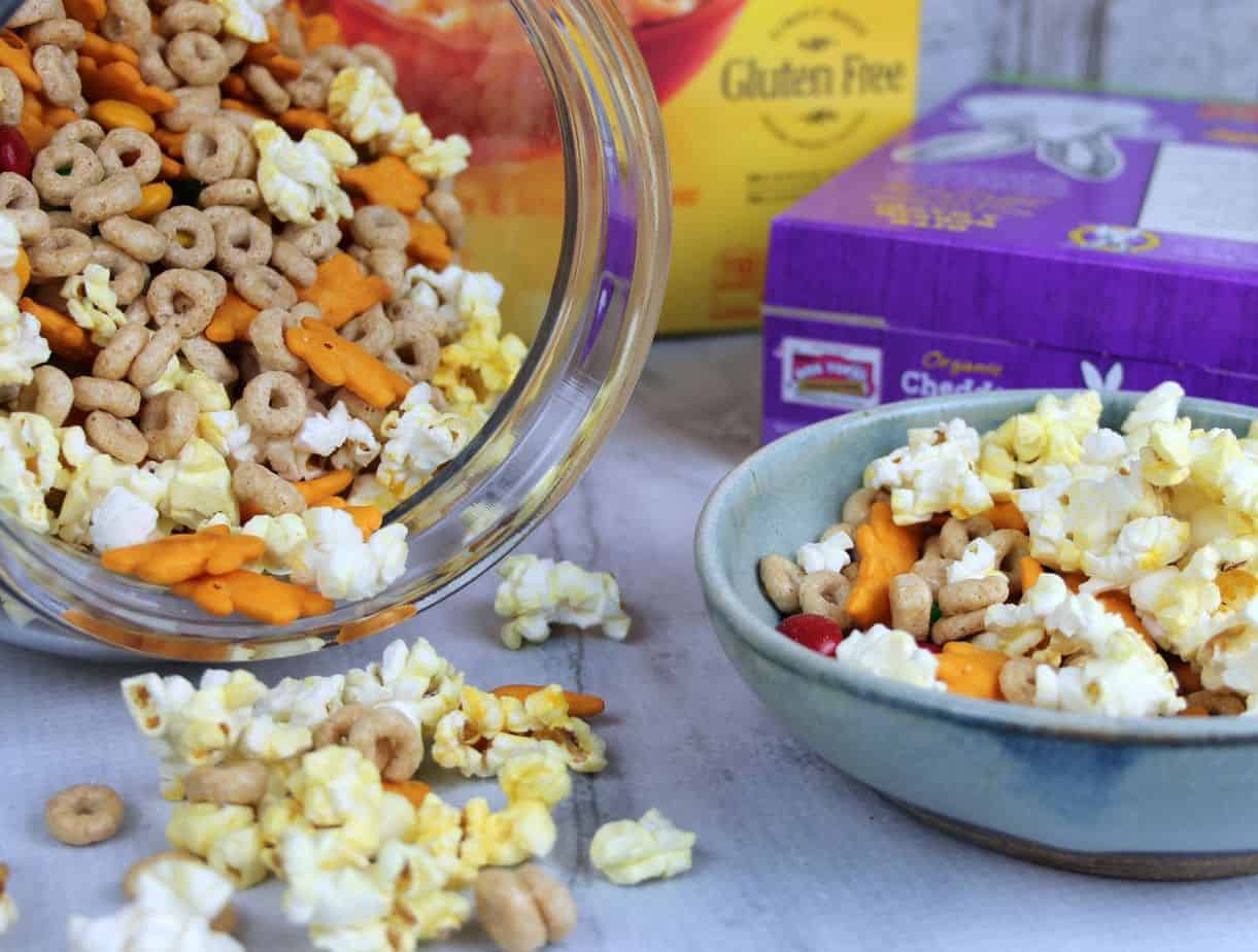 after school snack mix
