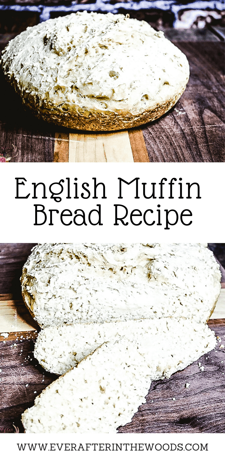 english muffin bread recipe without a breadmaker