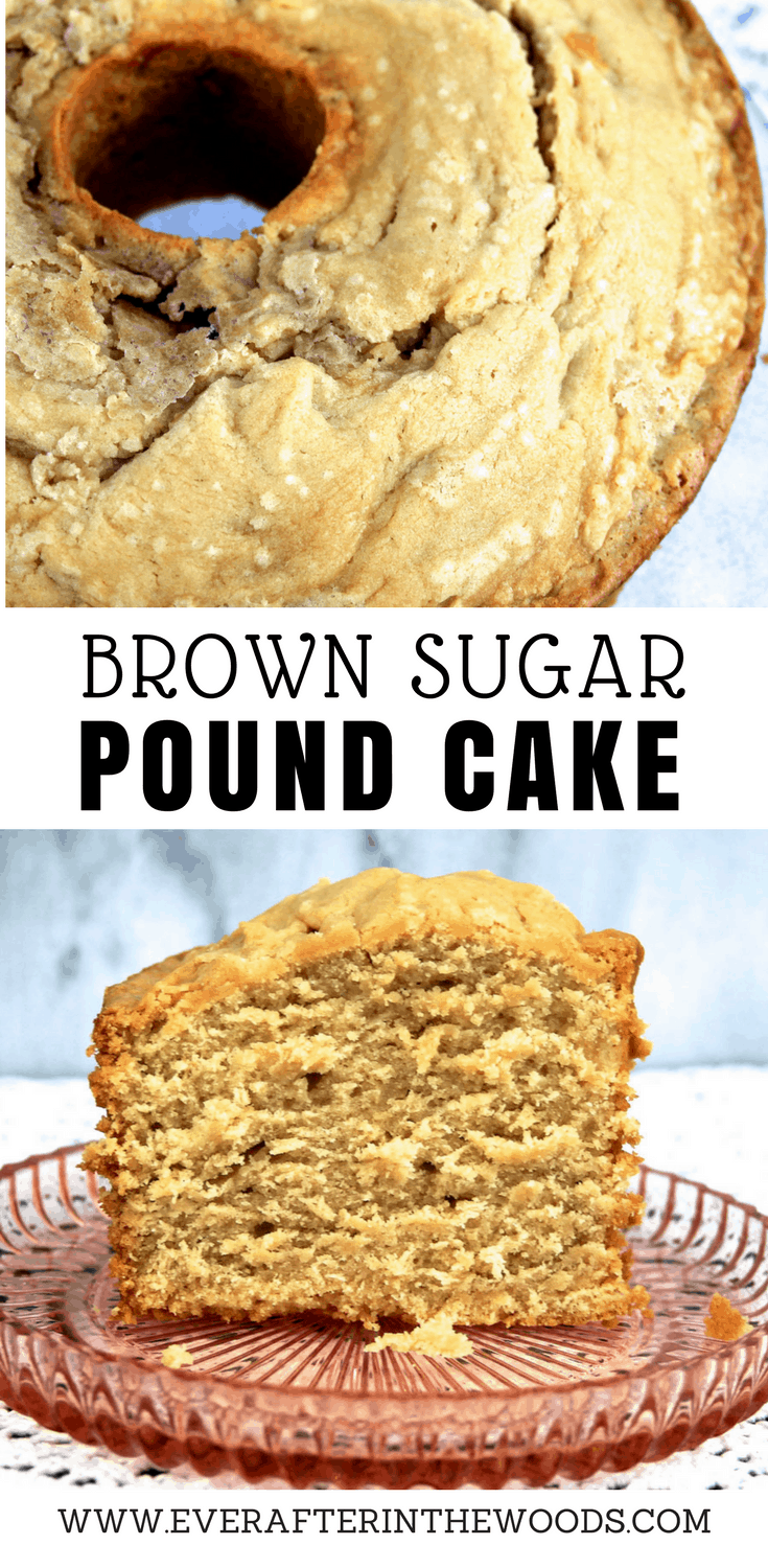 how to make a brown sugar pound cake | grandmas recipe