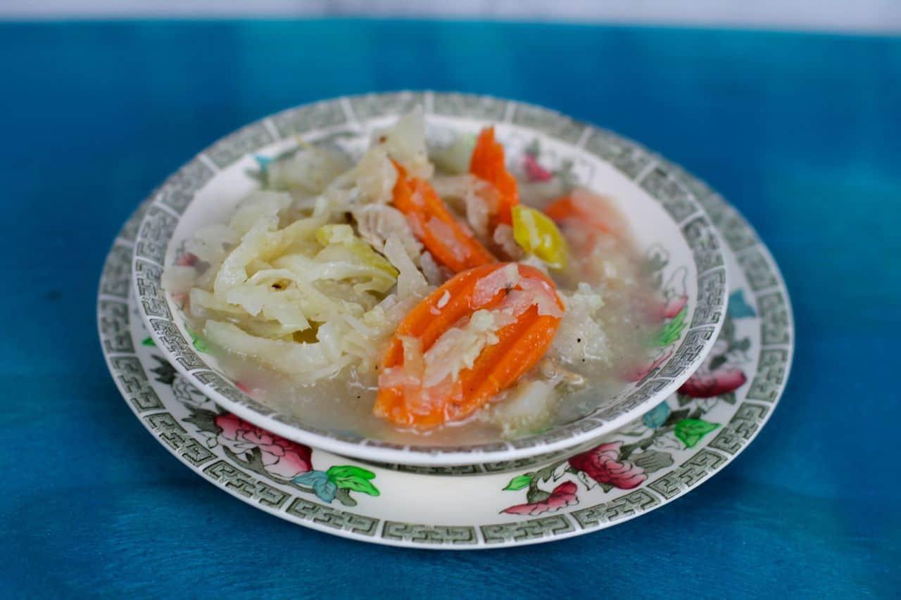 reuben cabbage sauerkraut coup pork
