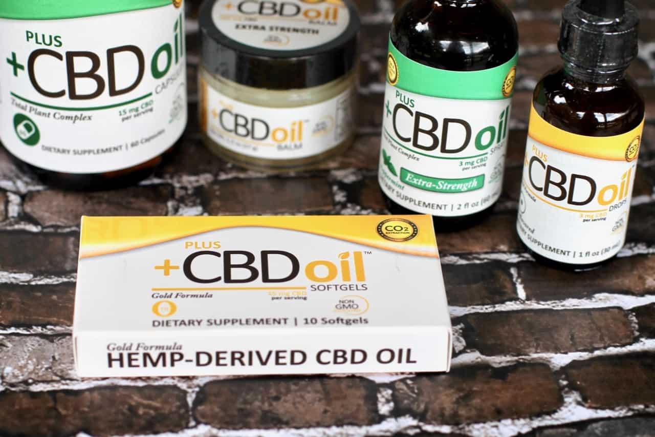 what is pluscbd cbd oil