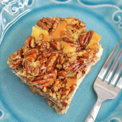 pumpkin pecan pie cheesecake bars