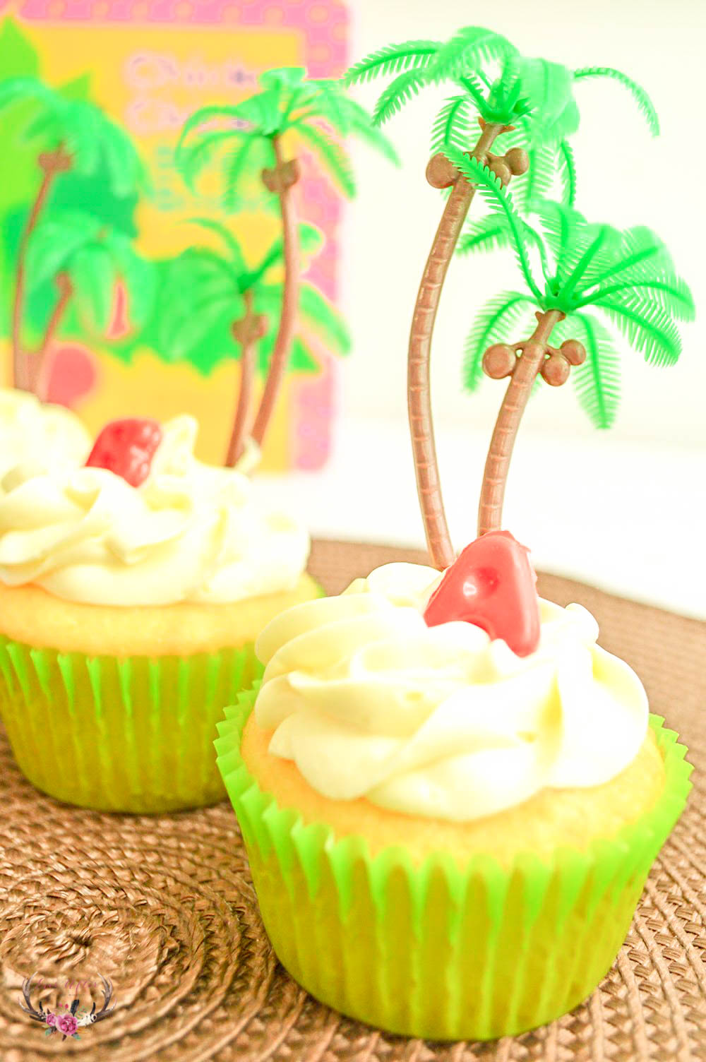 chicka boom cupcakes