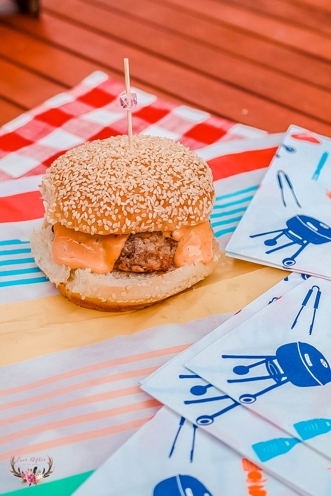 Heinz art of the burger