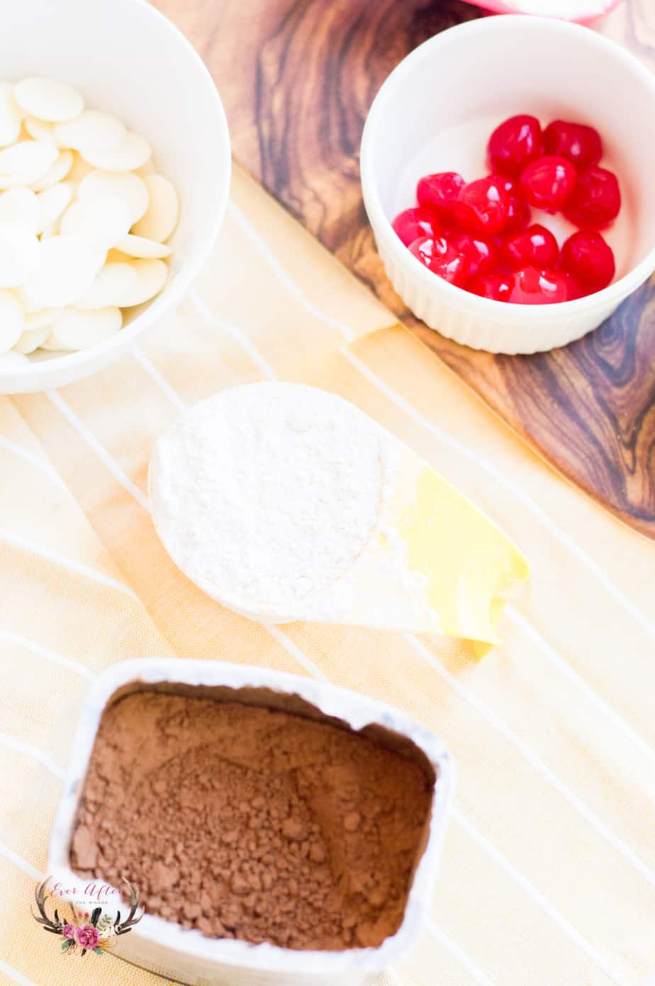 We love to make large batches of cookies for friends and families and these chocolate cherry cookies are the perfect addition to your cookie tray this year.