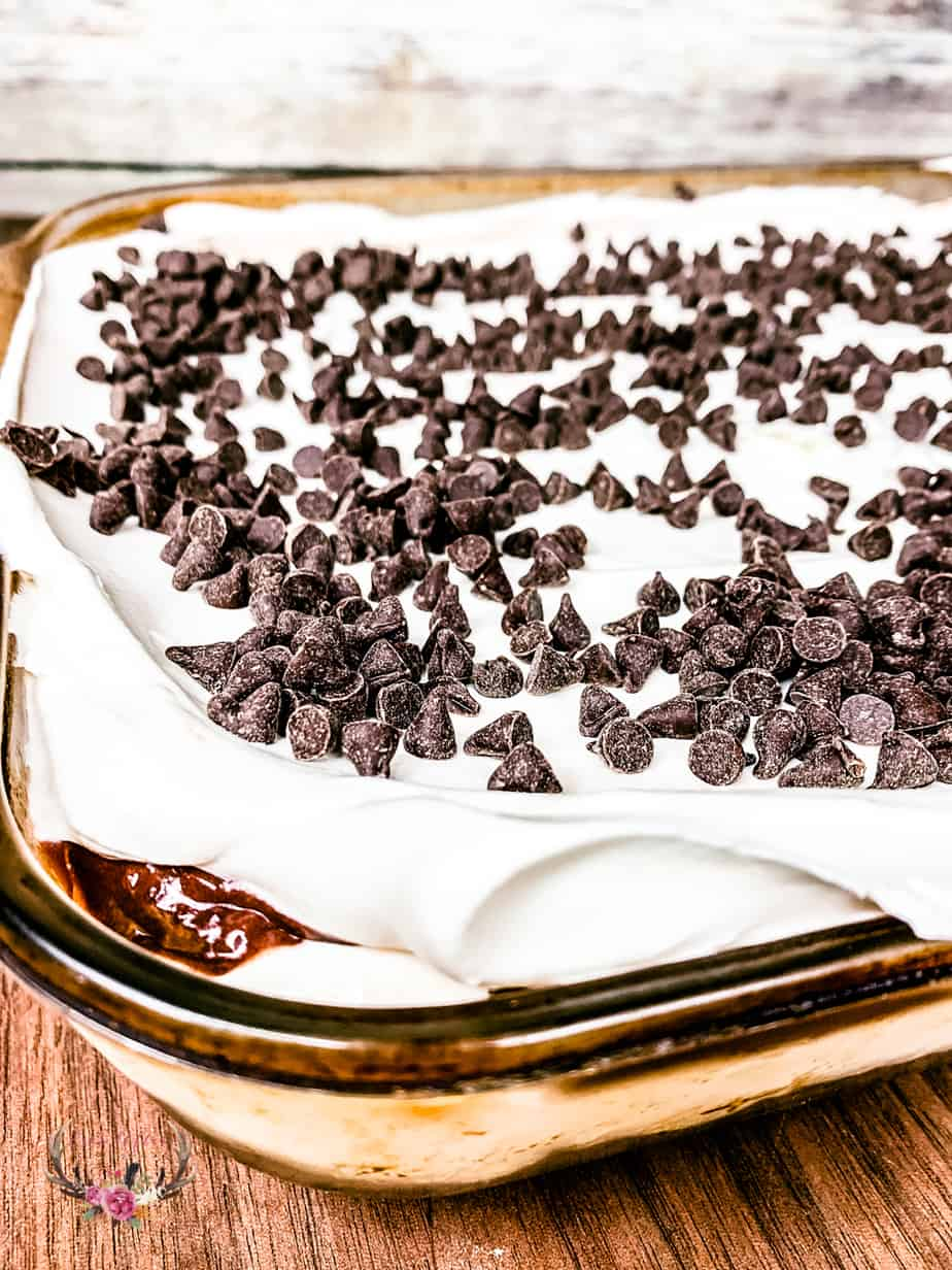 chocolate lasagna pudding recipe