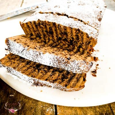 ultimate chocolate pound cake