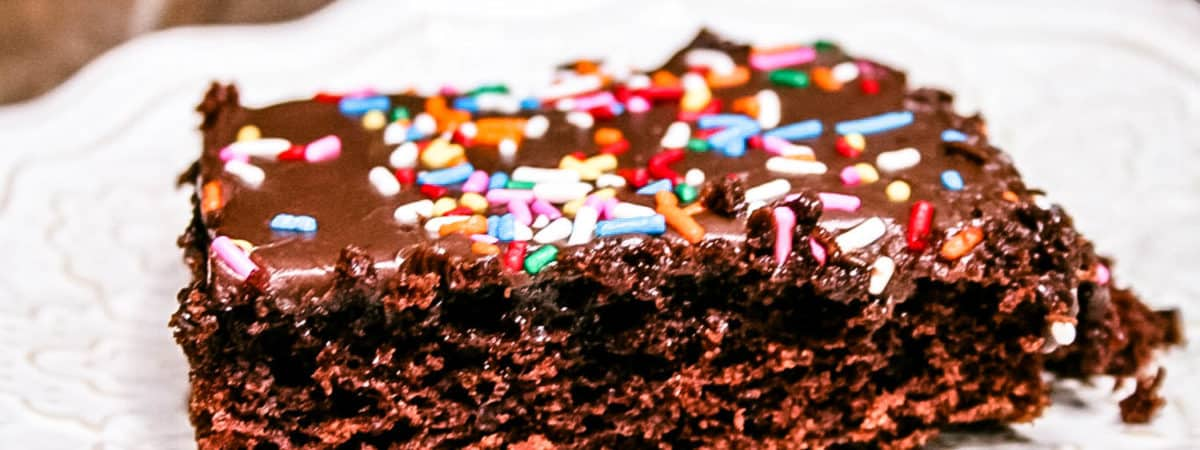 The Best Chocolate Texas Sheet Cake Recipe