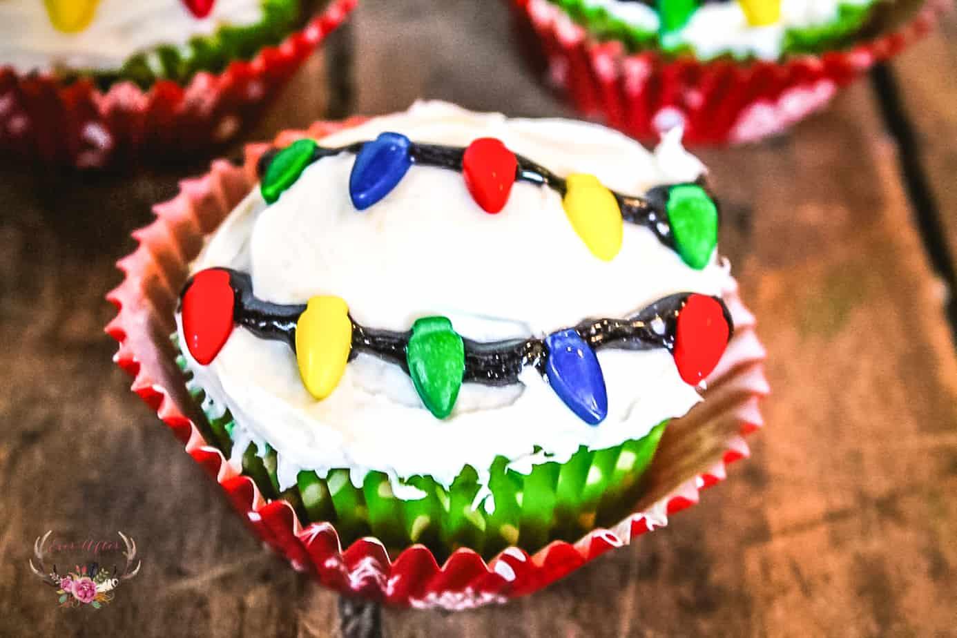 christmas cupcakes | christmas ideas