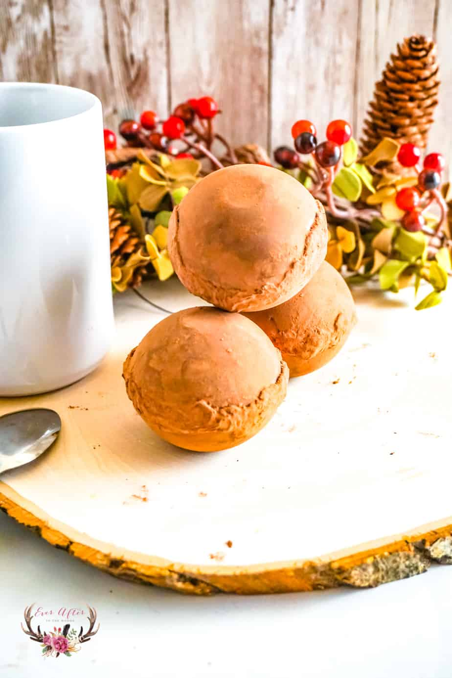 Hot Chocolate Bombs - Cinnamon Spice