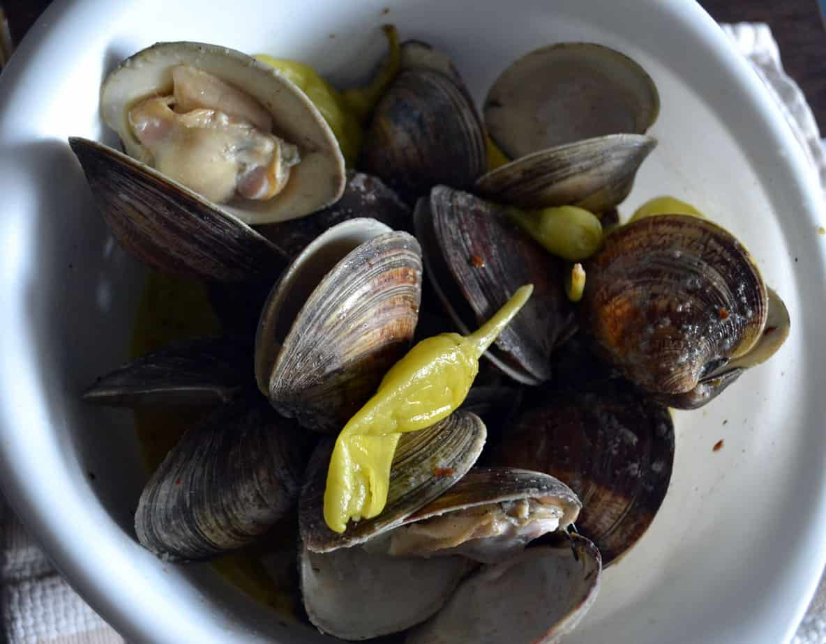 Easy steamed clams recipes