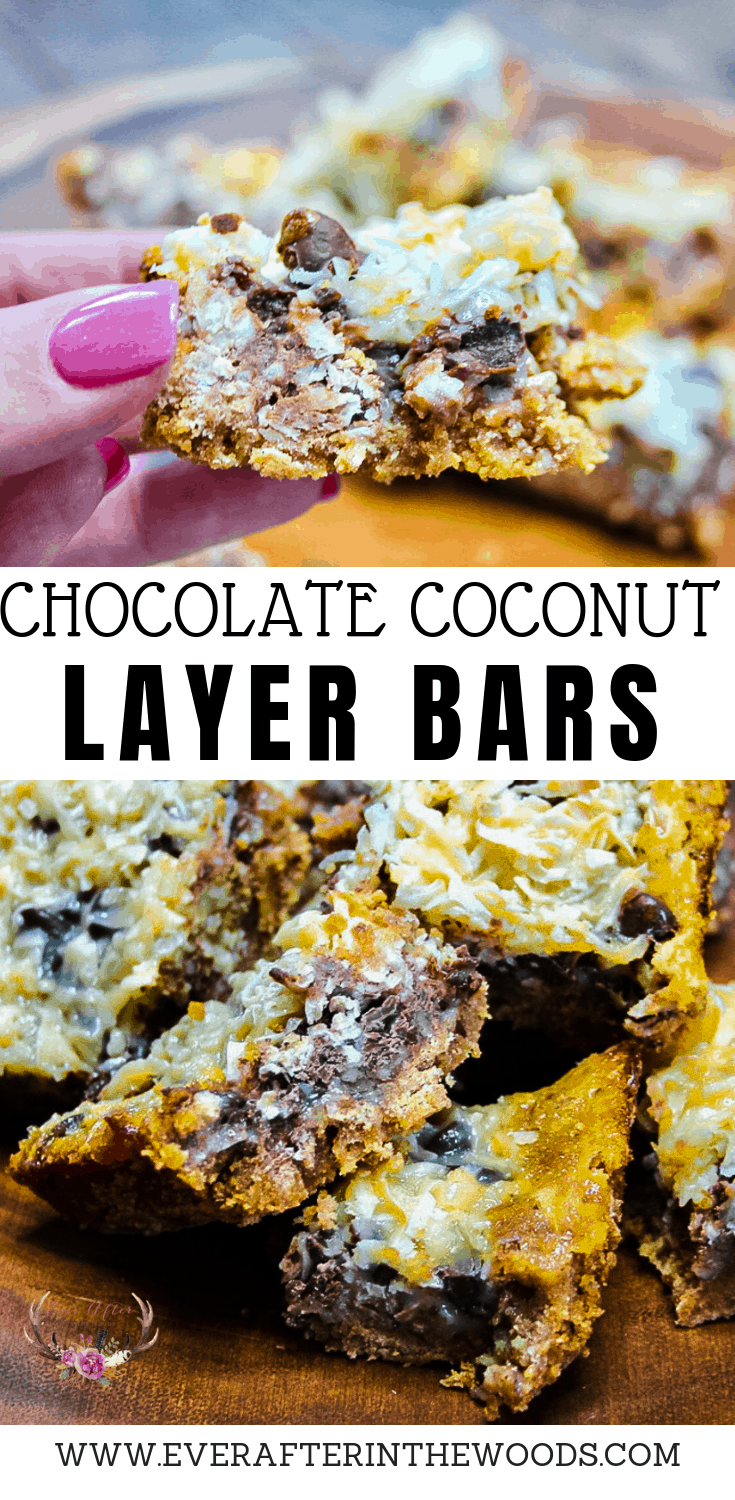 There is nothing better than baking for the holidays and these magic layer bars are the first ones to go from the cookie trays. These Christmas cookies are ooey and gooey and sweet and delicious.