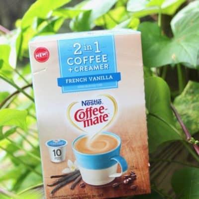 coffeemate 2-in-1 coffee creamer