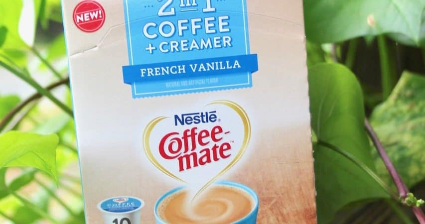 coffeemate 2-in-1 coffee creamer