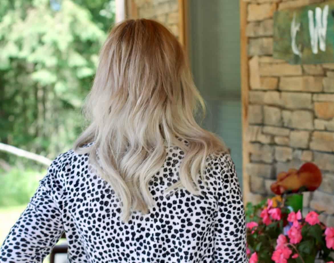 hair NBR natural beaded rows