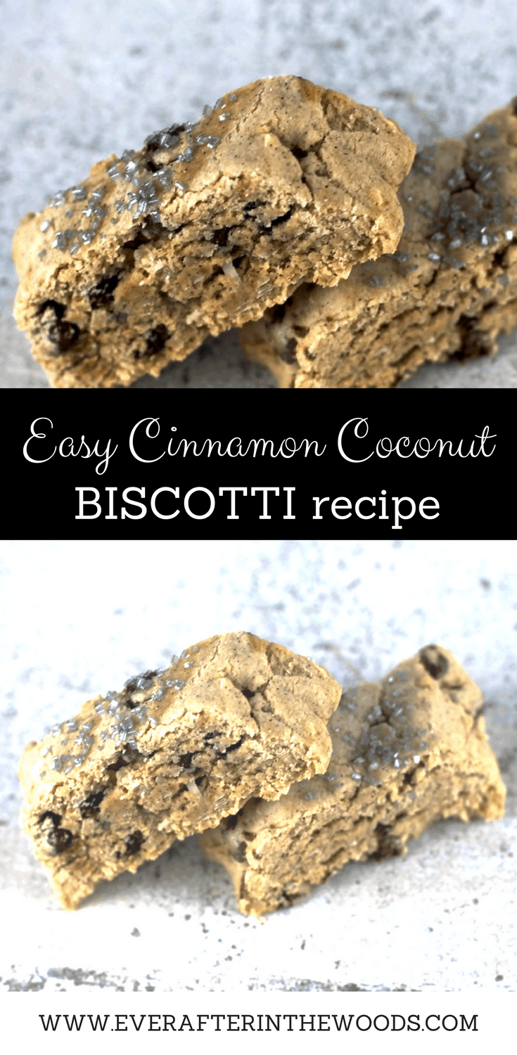 easy italian biscotti cookie