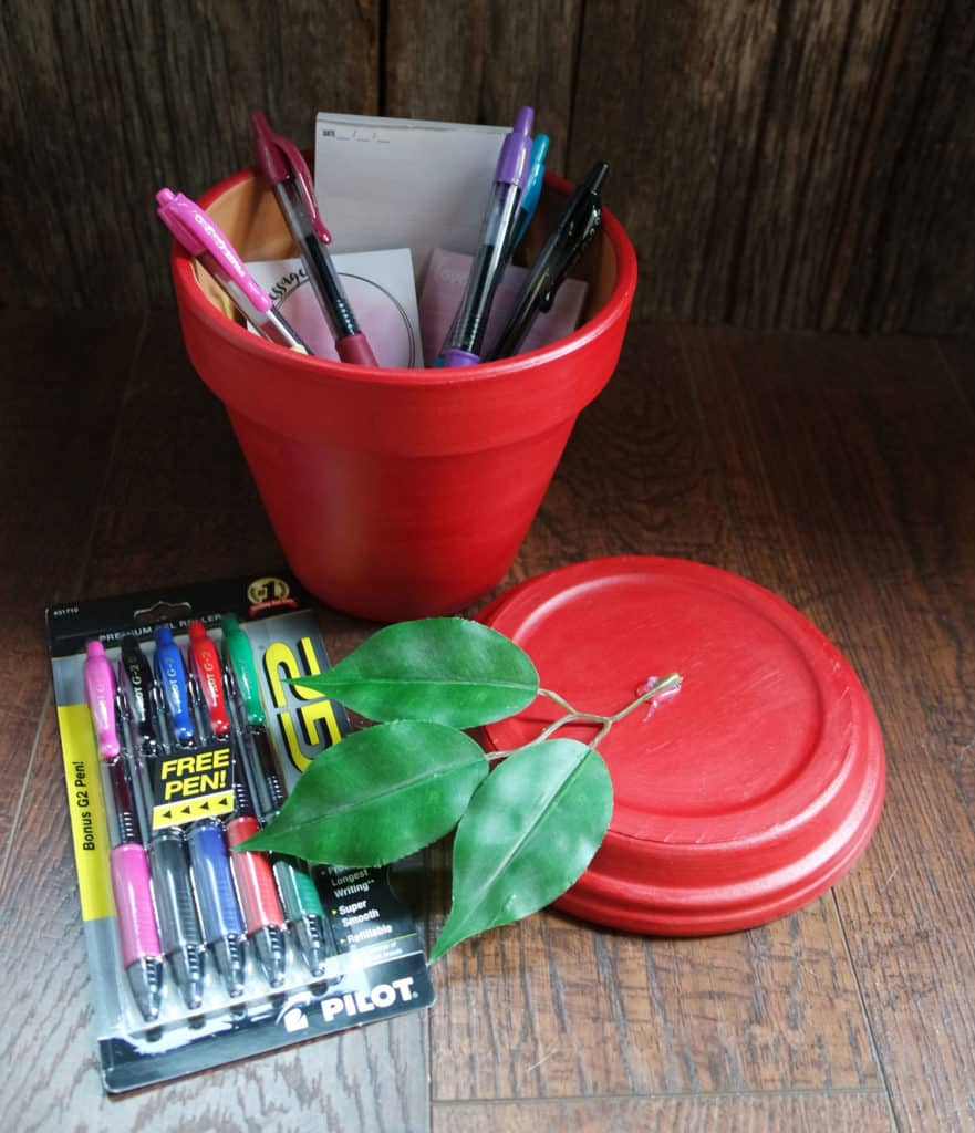 cheap quick and easy apple teacher appreciation gift