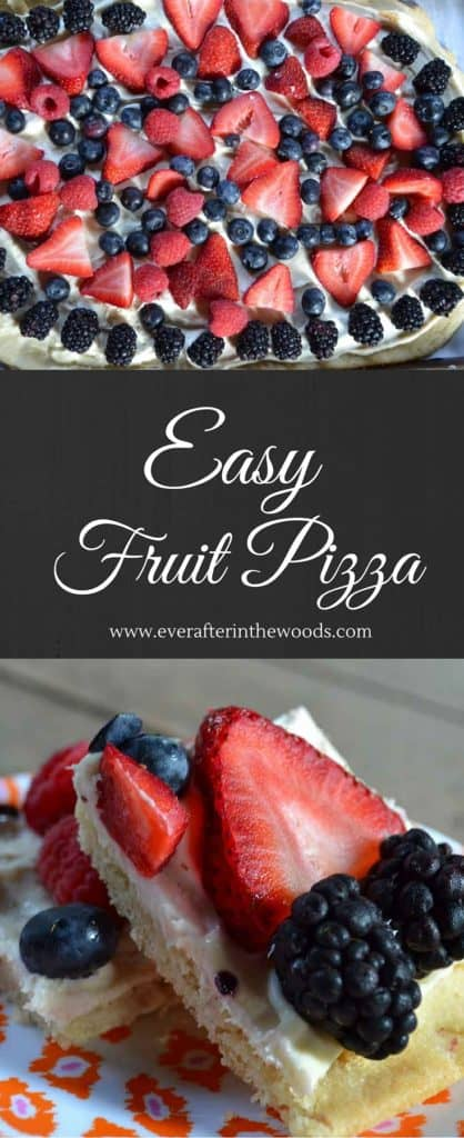 easy fruit pizza recipe grilling barb