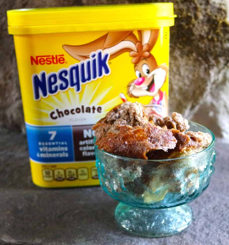 NESquik french toast breakfast make ahead