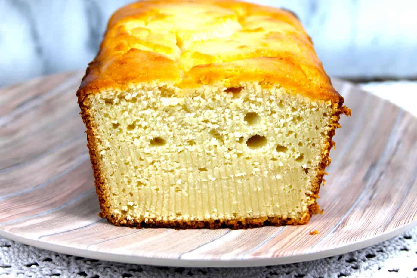 ricotta cake like nonna | Italian Ricotta Cake | Baked ricotta cake |