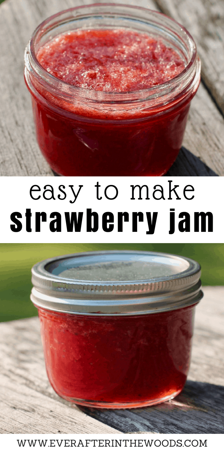 how to make strawberry jam | strawberry jelly | homemade