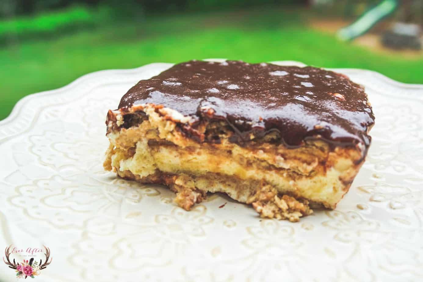 icebox cake | no bake cake recipe | easy no bake cake | summer desserts