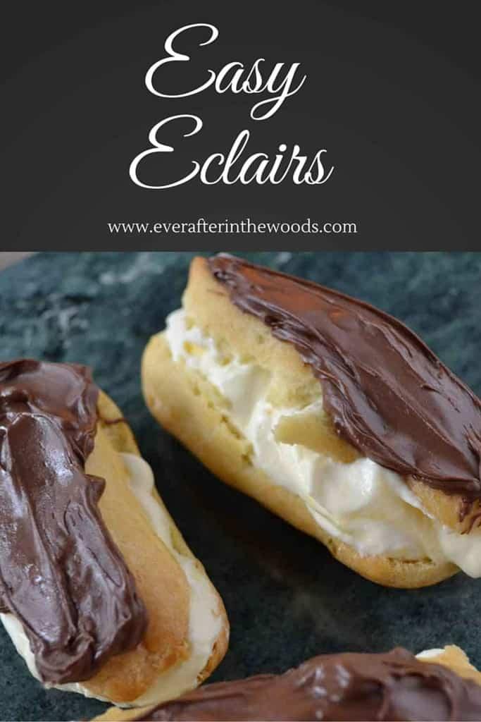 chocolate-eclair-pastry-dessert-easy
