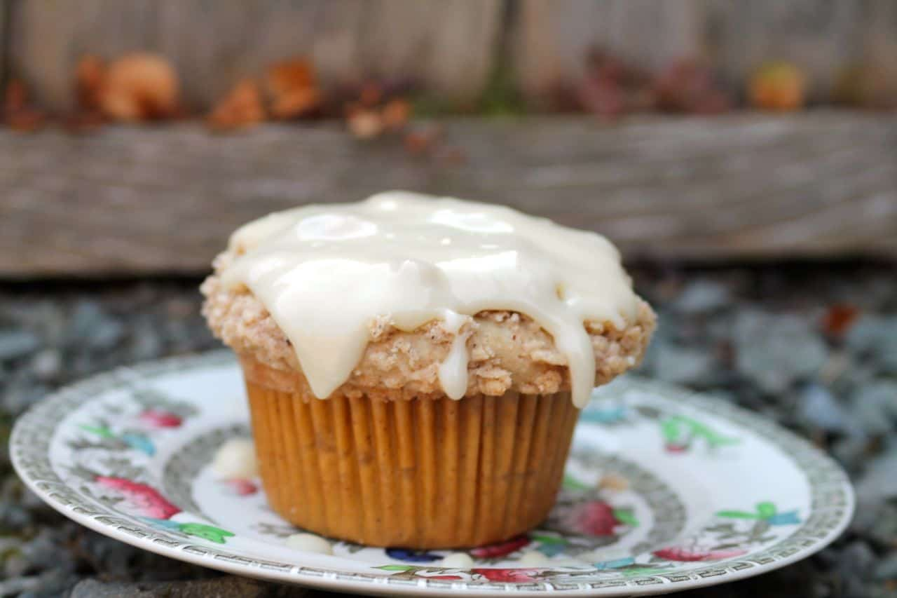 streusel topped crumb cake muffin cakes